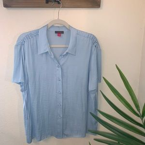 Vince camuto silky blouse